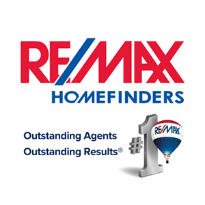 REMAX Homefinders logo